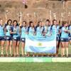 Las chicas se quedaron con la Plata #7s #JuegosOdesur