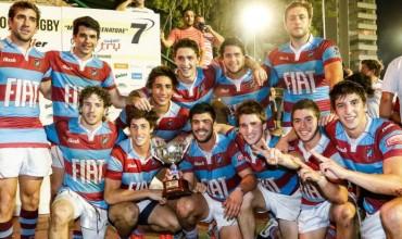 Atlético del Rosario #Campeón del Seven de GER
