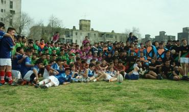 Se viene el 2° Encuentro de Rugby Social en Rosario