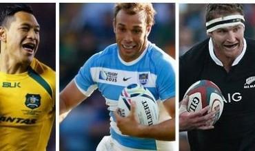 Así quedó el Ranking de World Rugby