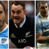 El equipo ideal de la segunda fecha #Rugby #Championship