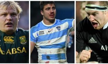 El equipo ideal #Fecha5 #Rugby #Championship