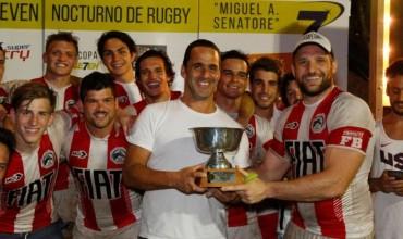 Jockey de Córdoba se quedó con el 49º Seven de GER