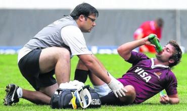 Della Vedova se debate entre dos amores: el Rugby y la medicina