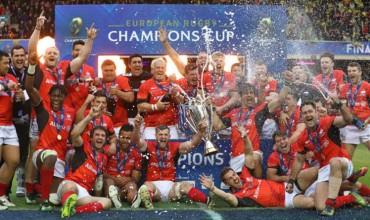 Saracens Bicampeón de Europa