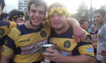 Morales y Horcada, Campeones Mens-Sana