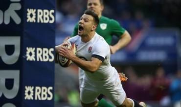 #Video Danny Care -Try- #Inglaterra 13 #Irlanda 10 #6N