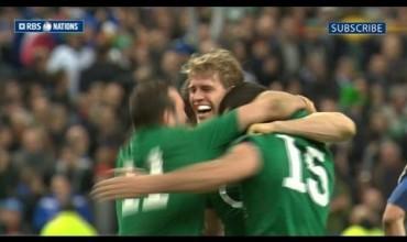 France vs Ireland – Official Short Highlights 365